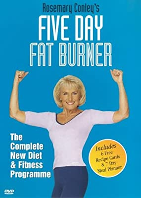 Rosemary Conley - Five Day Fat Burner [DVD] from 2entertain