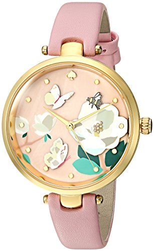 Kate Spade New York Holland Montre à Quartz Or