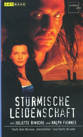 Produktbild Stürmische Leidenschaft [VHS]