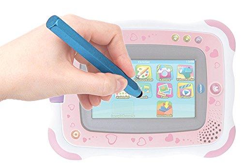 DURAGADGET Lápiz Stylus Azul Compatible Con La Tablet De Niños Vtech Storio 2 / Storio 2 + Juego De Rufus - ¡Ligero Y Preciso!