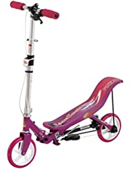 East Side Records 86009 - Space Scooter X580, Outdoor und Sport, rosa