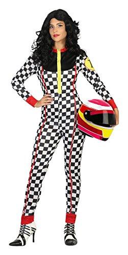 Atosa- Disfraz Mujer piloto, XL (17711)