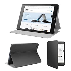 Anker leather case for ipad mini 2 (Textured Black)