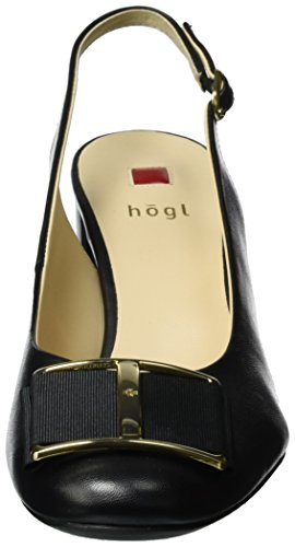 Högl 3 10 5180 0100, Escarpins Femme Noir (Schwarz0100)