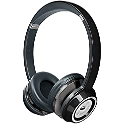 Monster Ntune Solid Casque Audio On-Ear by Monster - Couleur Solid Black
