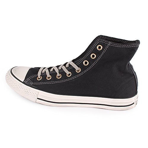 Converse Ctas Well Worn Hi, Baskets mode homme Noir (Noir 08)