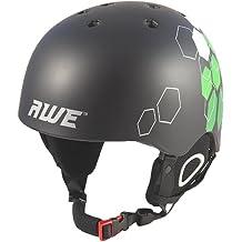 AWE® Duel™ Casco de esquí BMX en el molde 56-58cm