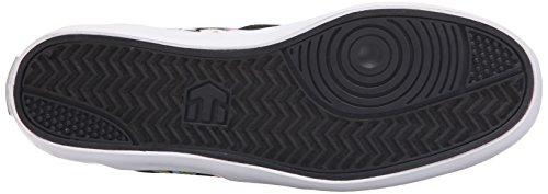 Etnies Corby W's Damen Skateboardschuhe Schwarz (887 / BLACK/PINK/WHITE)