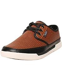 Abof Men Brown Casual Shoes