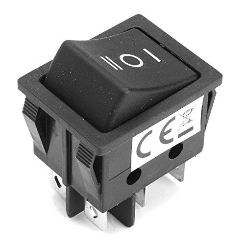 EsportsMJJ Forward Reverse Switch 3 Positionen 6-Poliger Schalter -