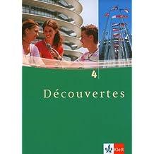 Découvertes / Schülerbuch - Band 4