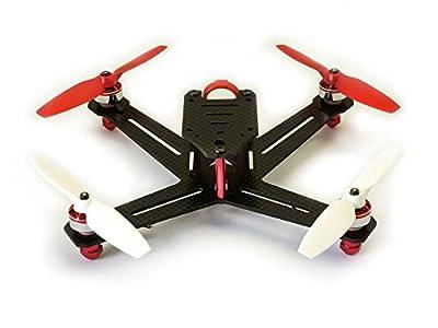 RC 175 Class Multirotor FPV Quadcopter Racing Drone Racer HUNG GA 175 Mini FPV Racing Drone Kit + Motor + Propeller