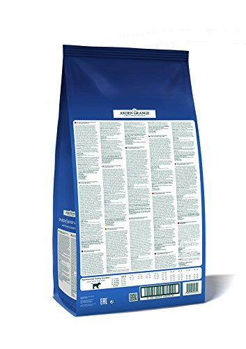 Arden Grange Chicken and Rice Puppy/Junior Large Breed Dog Food – 12 kg