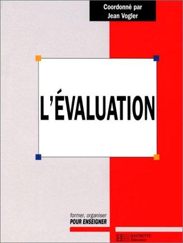 L'évaluation