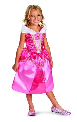 Disguise Aurora Sparkle Classic Medium (Kind Aurora Classic Kostüme)