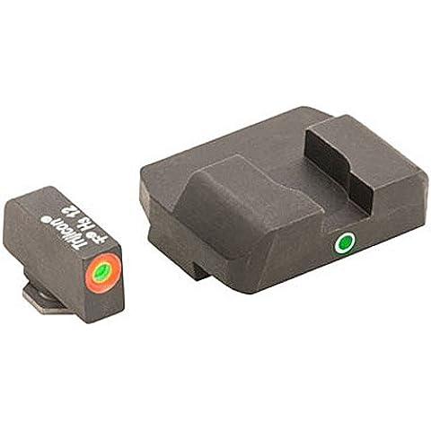 AmeriGlo - Blocco Pro-IDOT per Glock 17/19arancione - Airsoft Ragazzi Gun