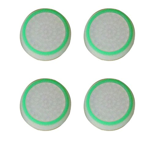Generic 4pcs/lot Silicone Colorful Cap Thumb Stick Joystick Grip For Sony PS4 PS3 Xbox 360 Xbox one Controller