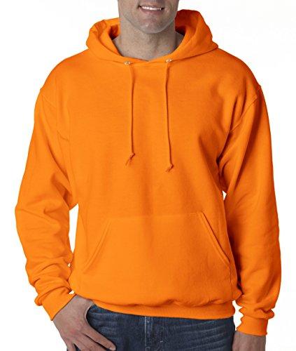 Jerzees Men's Pullover Hoodie Jerzees 4997 Hoodie Sweatshirt