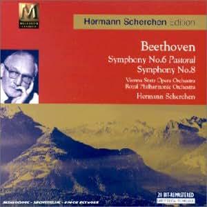 Beethoven Symphonie n°6, symphonie n°8