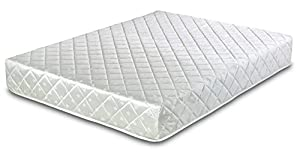 Visco Therapy Deluxe Memory Foam Coil Spring Rolled Mattress