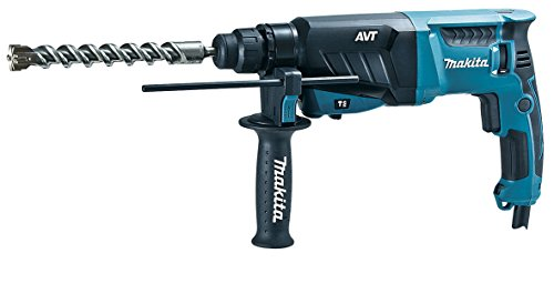 Makita Bohrhammer HR 2631F/1 Drill | 800 Watt, 110 Nm