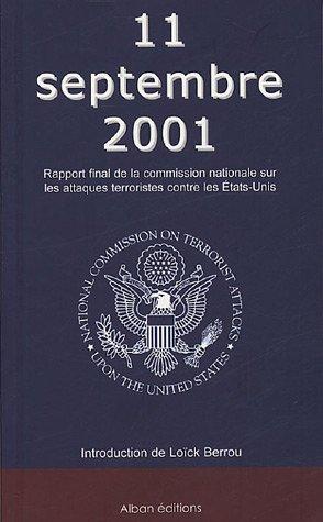 11 septembre 2001 : Rapport final de la ...