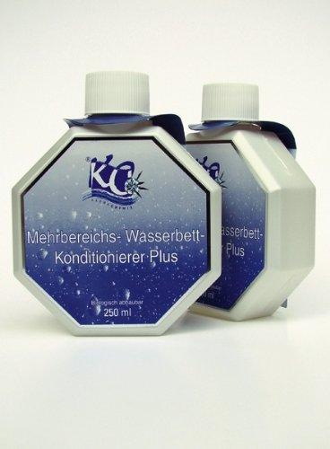 KC Karmachemie Mehrbereichs-Wasserbett-Konditionierer-Plus (4er Sparpack) (Aqua-bett-satz)