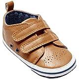 next Para Bebés Niños Zapatos Zapatillas Patucos Dos Tiras Velcro (Niño Pequeño)