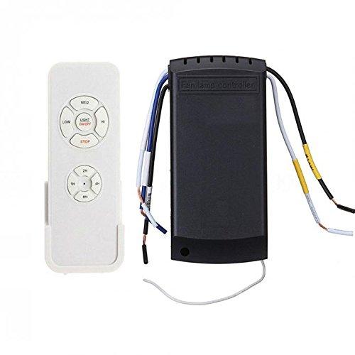 Wchaoen Interruptores luz control remoto inalámbrico
