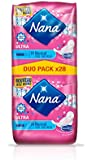 Nana Ultra Normal Plus Deofresh 28 Serviettes - Lot de 3