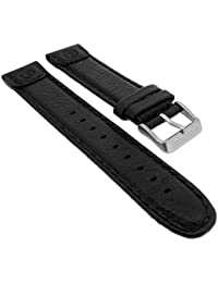 Timex Expedition 20mm Replacement Strap Black with Expedition Logo For T49745