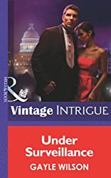 Under Surveillance (Mills & Boon Intrigue) (Phoenix Brotherhood, Book 1)