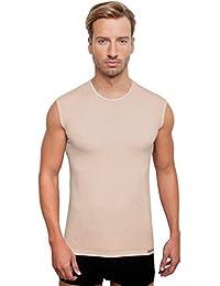 Schaufenberger Men's Round Sleeveless Vest