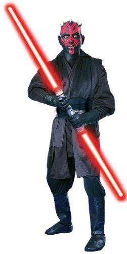 Disfraz de Darth Maul de Star Wars para hombre