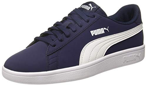 Puma Unisex Peacoat White Sneakers - 7 UK/India (40.5 EU)(4059506170928)