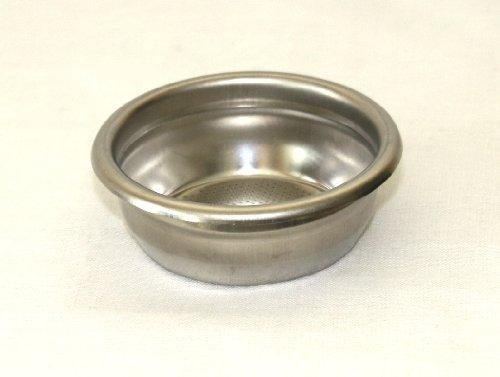 2 Tassen Sieb 14 gr. für 58 mm Siebträger Brühgruppe