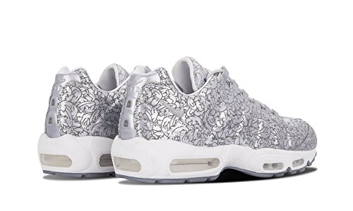 Air Max Chaussures de formation 95 Sport Pure Platinum/Metallic Silver