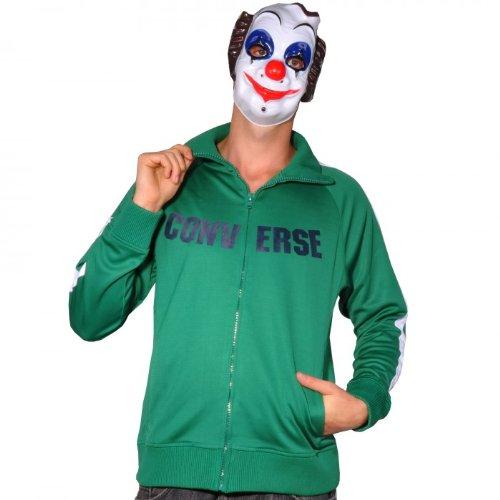 Converse Polyester Jacket Celtic Green - Vert - Vert,