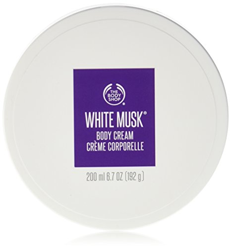 The Body Shop muschio bianco crema corpo 200ml