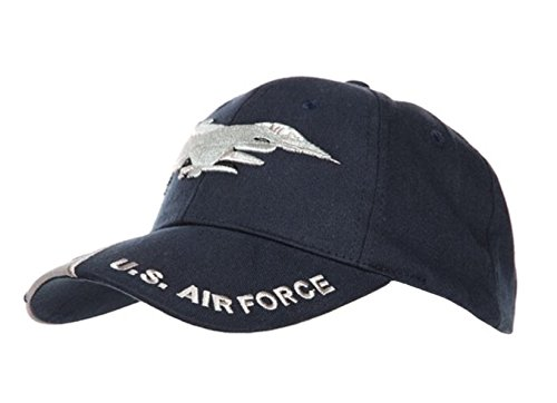 US Army F-35 Stealth Jet Kampfjet Airforce Baseball Cap (Us Air Force)