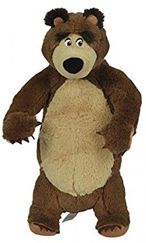 Masha and the Bear - Bear Plush Toy 25cm