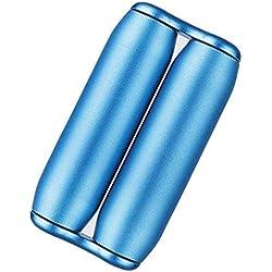GHF Pression Décompression Soulager Main Jouet Massage Anxiolytique Faire défiler Se détendre Main Décompression Jouet,Blue