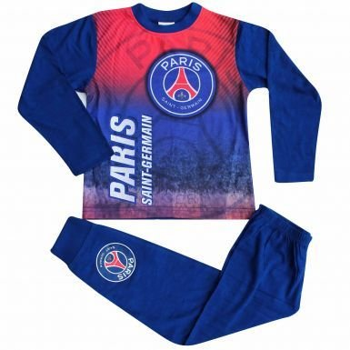 Kids Paris St Germain Psg Crest Pyjamas With Full Colour Print Buy Online In Israel Paris St Germain Products In Israel See Prices Reviews And Free Delivery Over 250 Desertcart