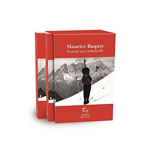 Coffret Maurice Baquet - Portrait avec violoncelle par Herve Bodeau
