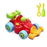 juguete montarlo desmontarlo , Chickwin Juguetes Educativos Para Niños Kids Apto para niños mayores de 3 años(color al azar) (Kart)