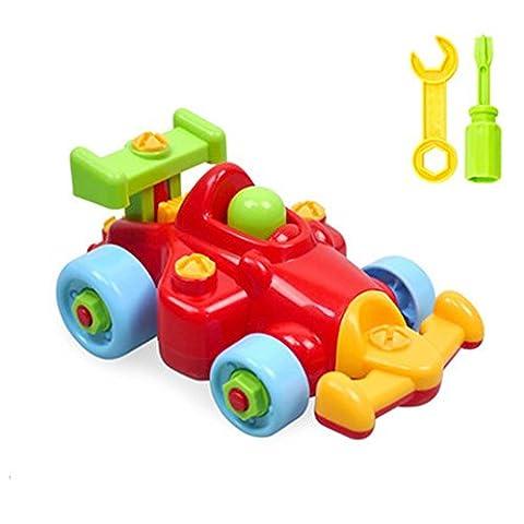 Enfants Assemblée Désassemblage , Chickwin Jeu de construction Combinaison Jeux