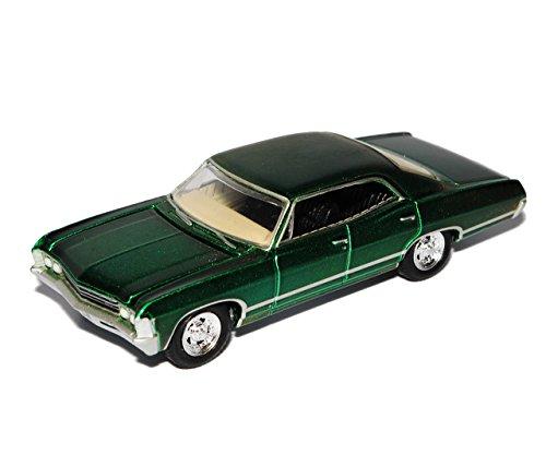 Greenlight Chevrolet Impala Limousine Grün 1967 Supernatural Join The Hunt 1/64 Modell Auto