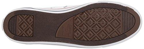 Converse CT Dainty Ox C537204 Damen Sneaker, Weiß (Blanc/Rouge), 39 EU - 3