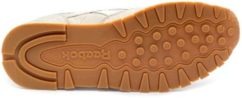 Reebok Classic Leather TL (Beige/weissszlig)  Billig und erschwinglich Im Verkauf