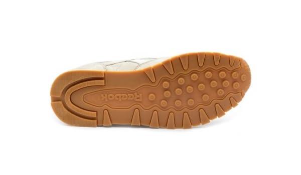 Reebok Classic Leather TL (BeigeWeiß): : Schuhe